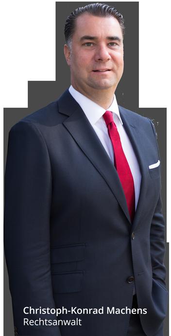 Christoph-Konrad Machens // Rechtsanwalt